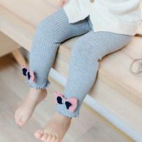 Cartoon Design Boot Pants for Toddler Girl - Hibobi