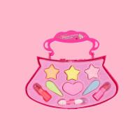 Carry Box Model Princess Makeup Box Set - Hibobi