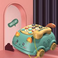 1 Piece Cartoon Cat Multifunctional Toy - Hibobi