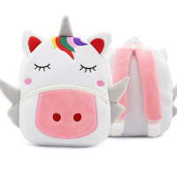3D cartoon Plush  backpack For Children's - Hibobi
