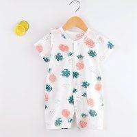 Boho Pattern Bodysuit for Baby - Hibobi