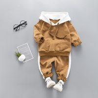 2-piece Hoodie & Pants for Toddler Boy - Hibobi