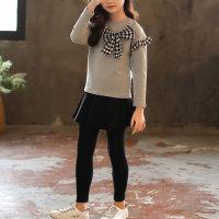 Niño niña arco Top y pantalones - Hibobi