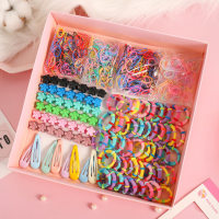 Cuerda de pelo de color de 270 piezas para niña pequeña - Hibobi