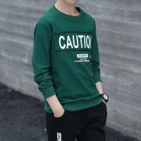 Top y pantalones casuales con estampado de letras Kid Boy - Hibobi