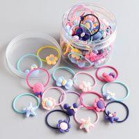 1-Can Colorful Hair Rope - Hibobi