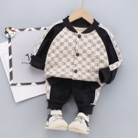 2-piece Suit for Toddler Boy - Hibobi