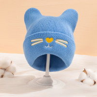 Lovely Woolen Hat for 0-3 Years Old Baby - Hibobi