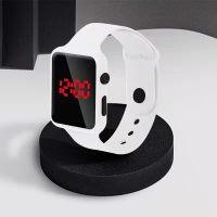 Reloj electrónico de color sólido para niño pequeño - Hibobi